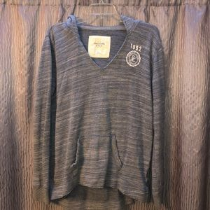 Abercrombie and Fitch boyfriend hoody